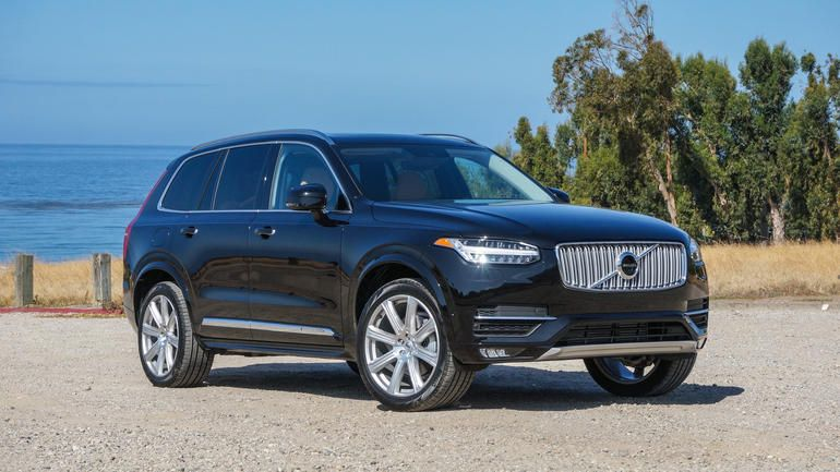 2016 volvo xc90 the beginning of an all new volvo review cars rh pinterest com