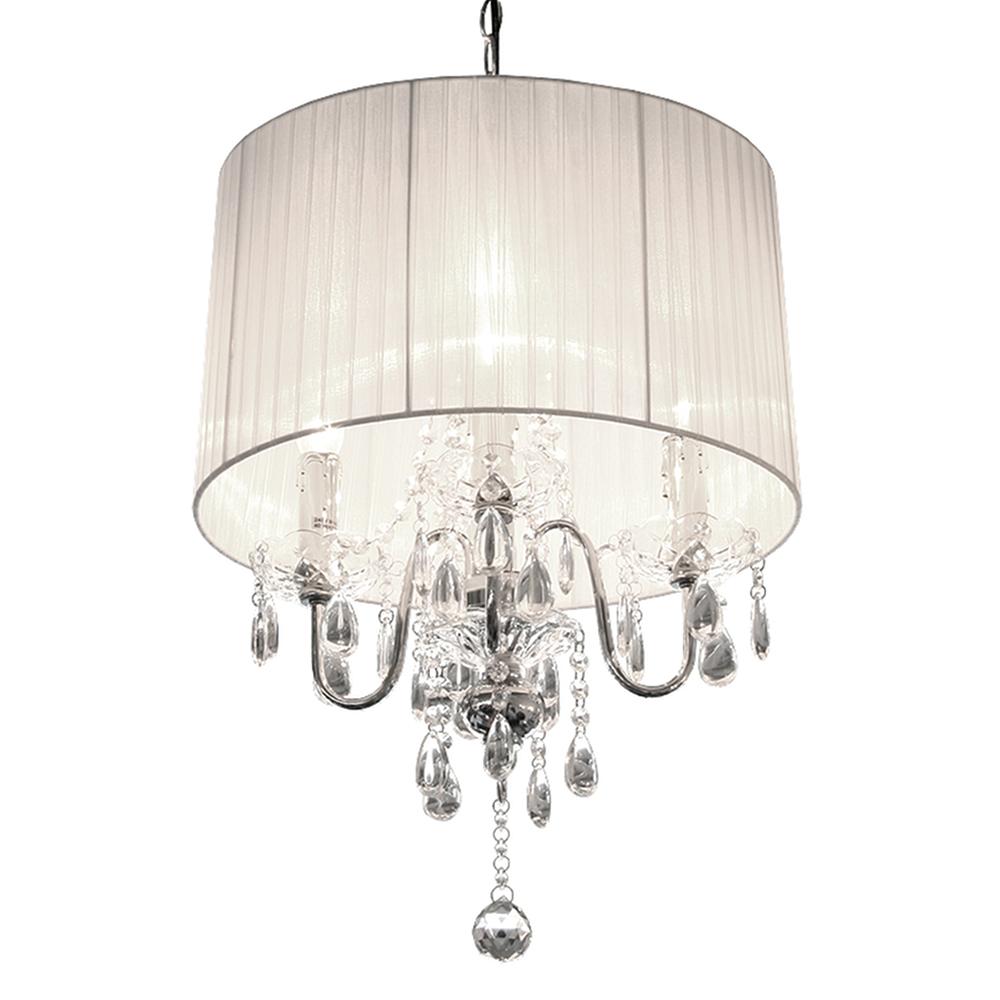 Art deco hallway lights  Beaumont White  Light Chandelier modern chandeliers u lighting