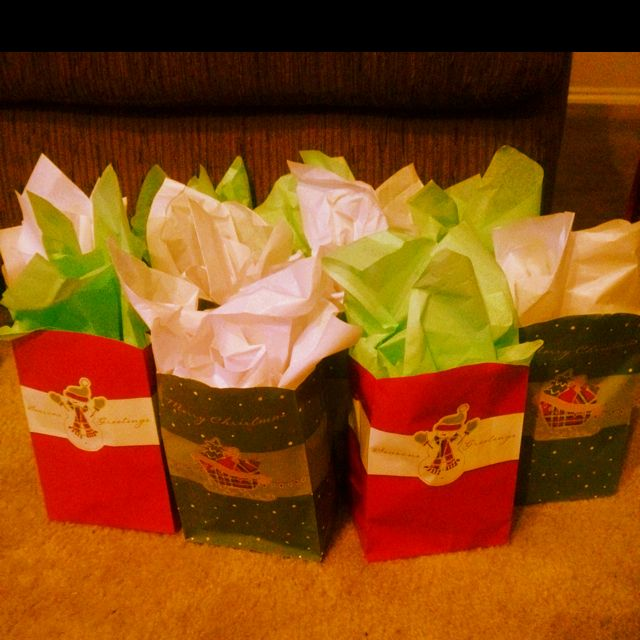 Uptown Popcorn Christmas Gifts For My Coworkers!!! Popcorn