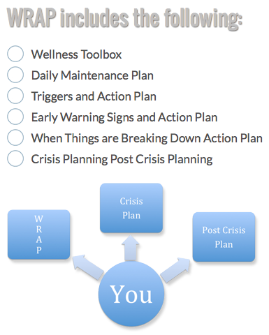 Wrap  Wellness Recovery Action Plan A Global Tool We Use In Mh