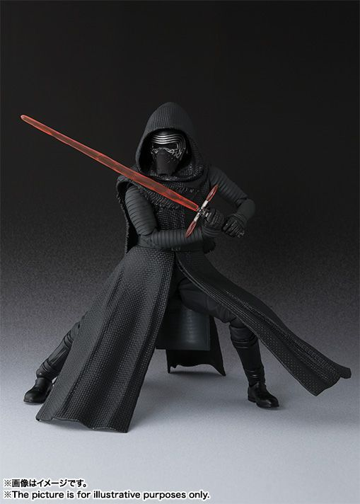 New Force Awakens SH Figuarts Will Sear Your Eyeballs With Awesomeness