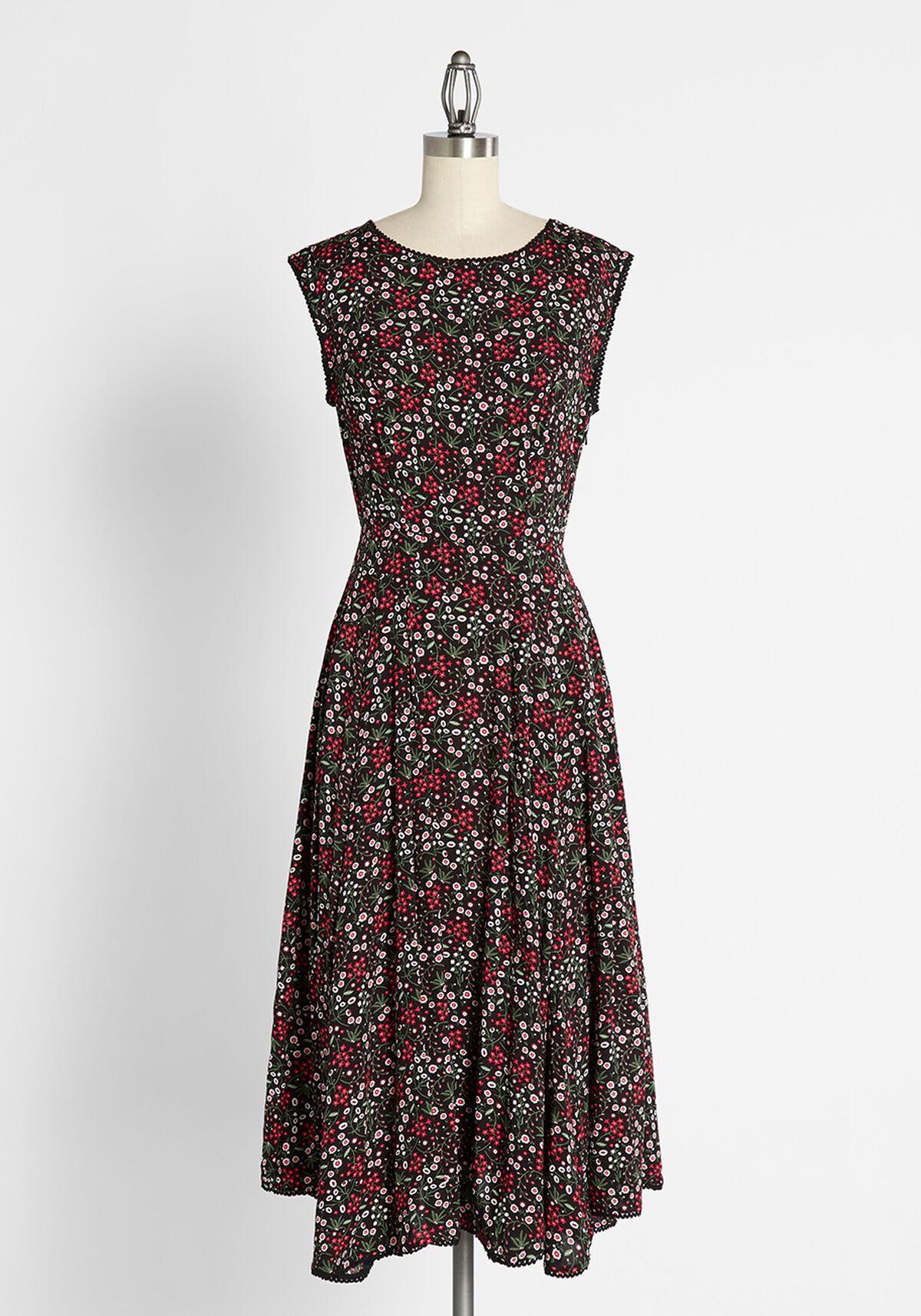 A Reach for Recherché Dress | Modcloth