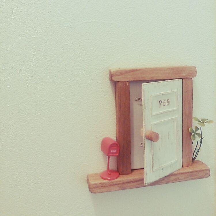 スイッチプレート スイッチシール 子供の写真 マスキングテープ 壁のインテリア実例 2014 02 05 21 41 29 Roomclip ルームクリップ インテリア 収納 スイッチカバー インテリア
