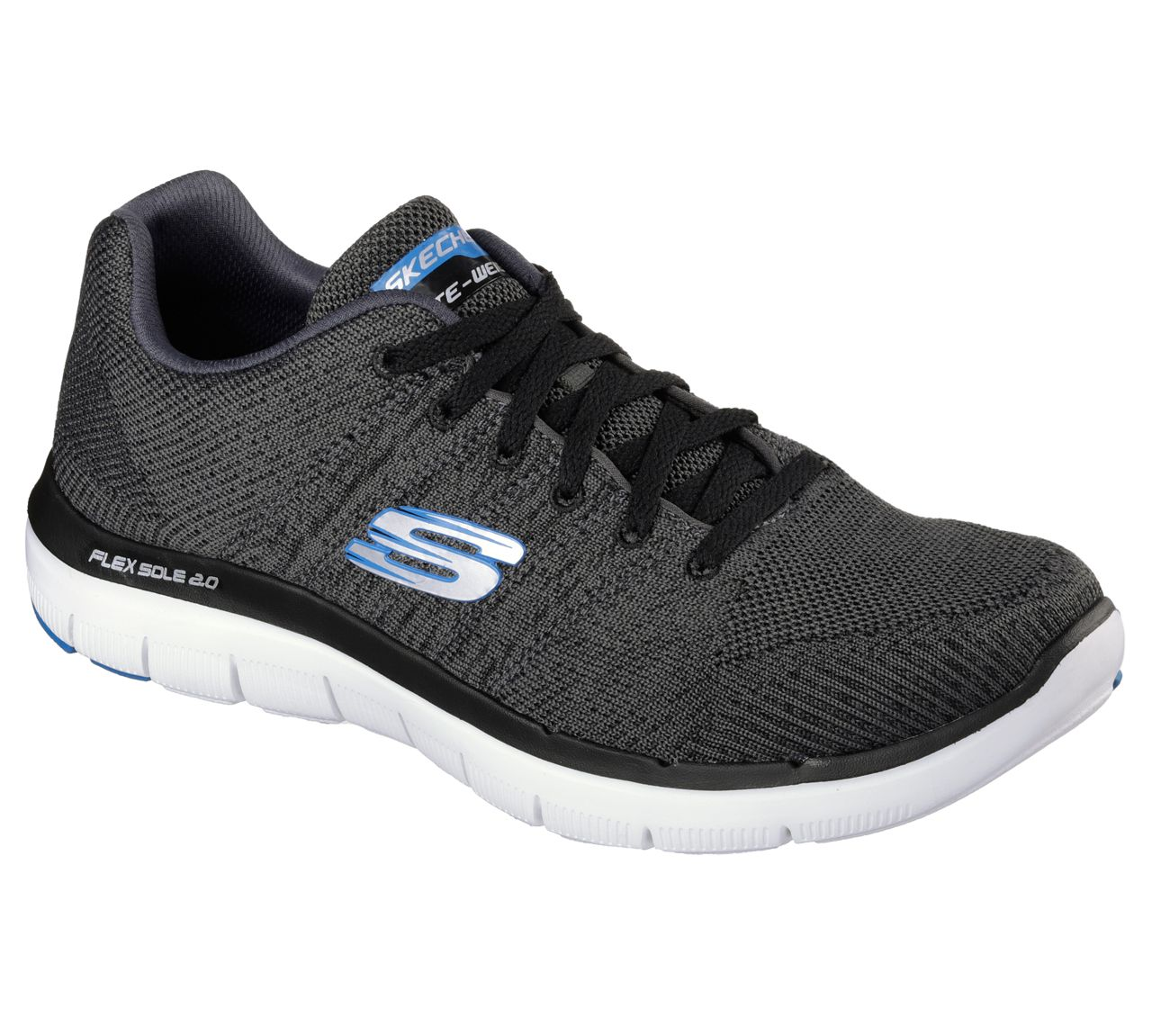 Perfect balance of comfort and style with the SKECHERS Flex Advantage 2.0 -  Missing Link shoe