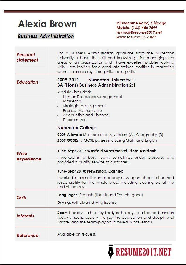 Business Resume Examples Example Of Resume Docx Example Resumes Engineeringiastateedu