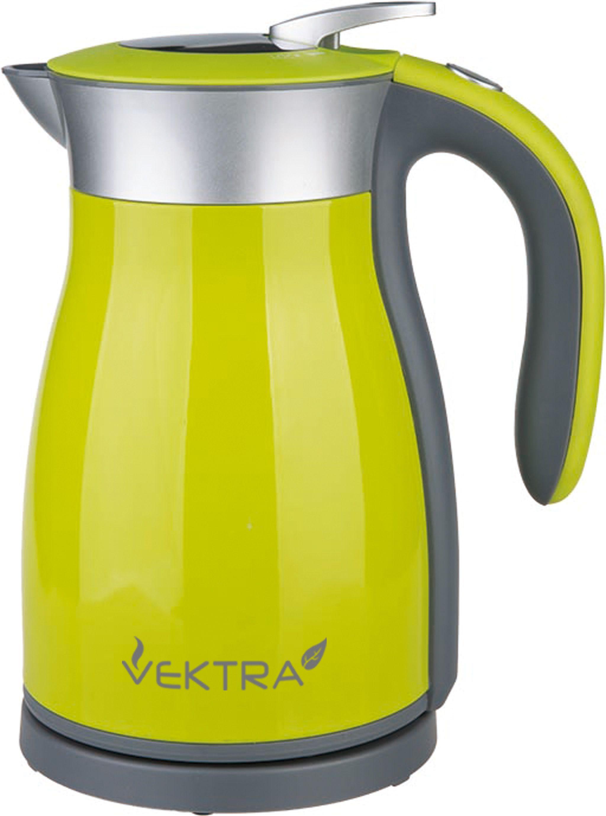 The Green Vektra 1 Series Kettle Vacuum Insulation Keeps