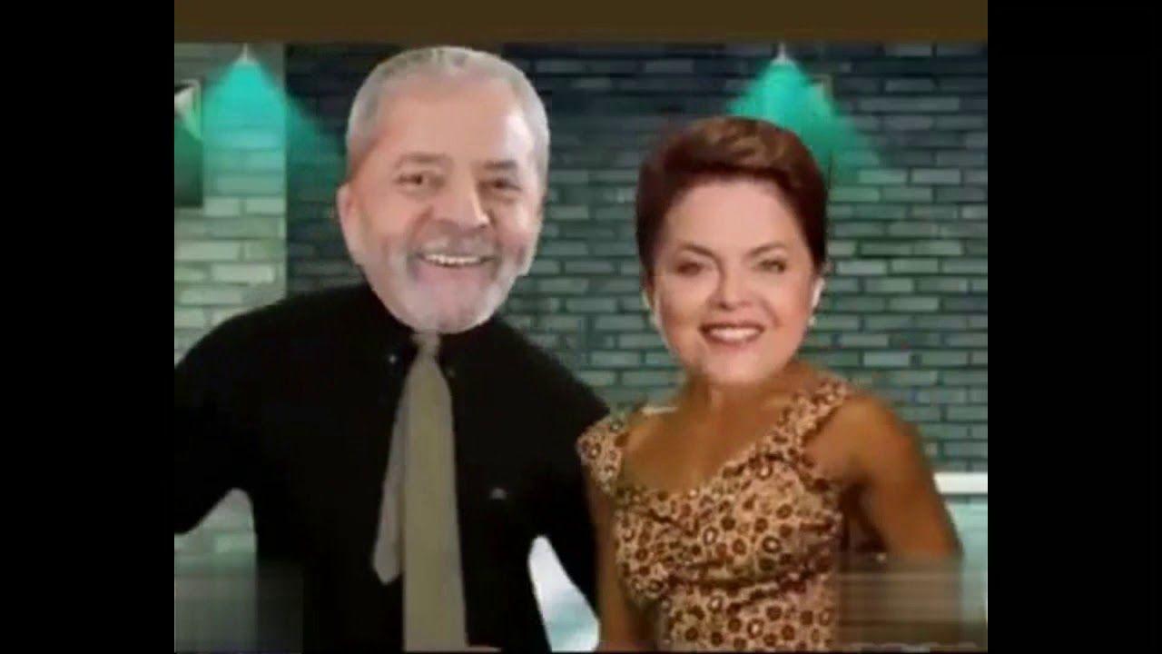 Temer Marcela Lula Dilma Damcando Ela Nao Larga Eu
