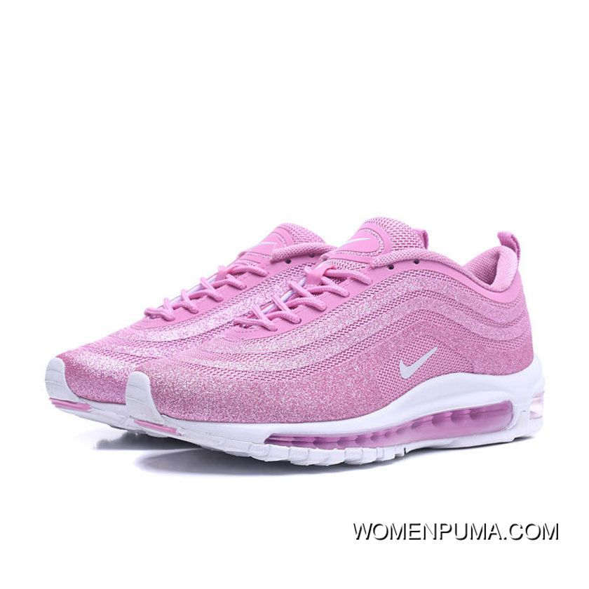 2019 的 Women New Year Deals Nike Air Max 97 Swarovski