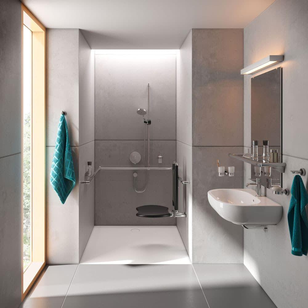 Altersgerecht Badezimmer Fur Senioren In 2020 Mit Bildern Badezimmer Planen Bad Einrichten Badezimmer