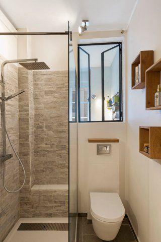 Image result for verriere salle de bains pied-à-terre Pinterest