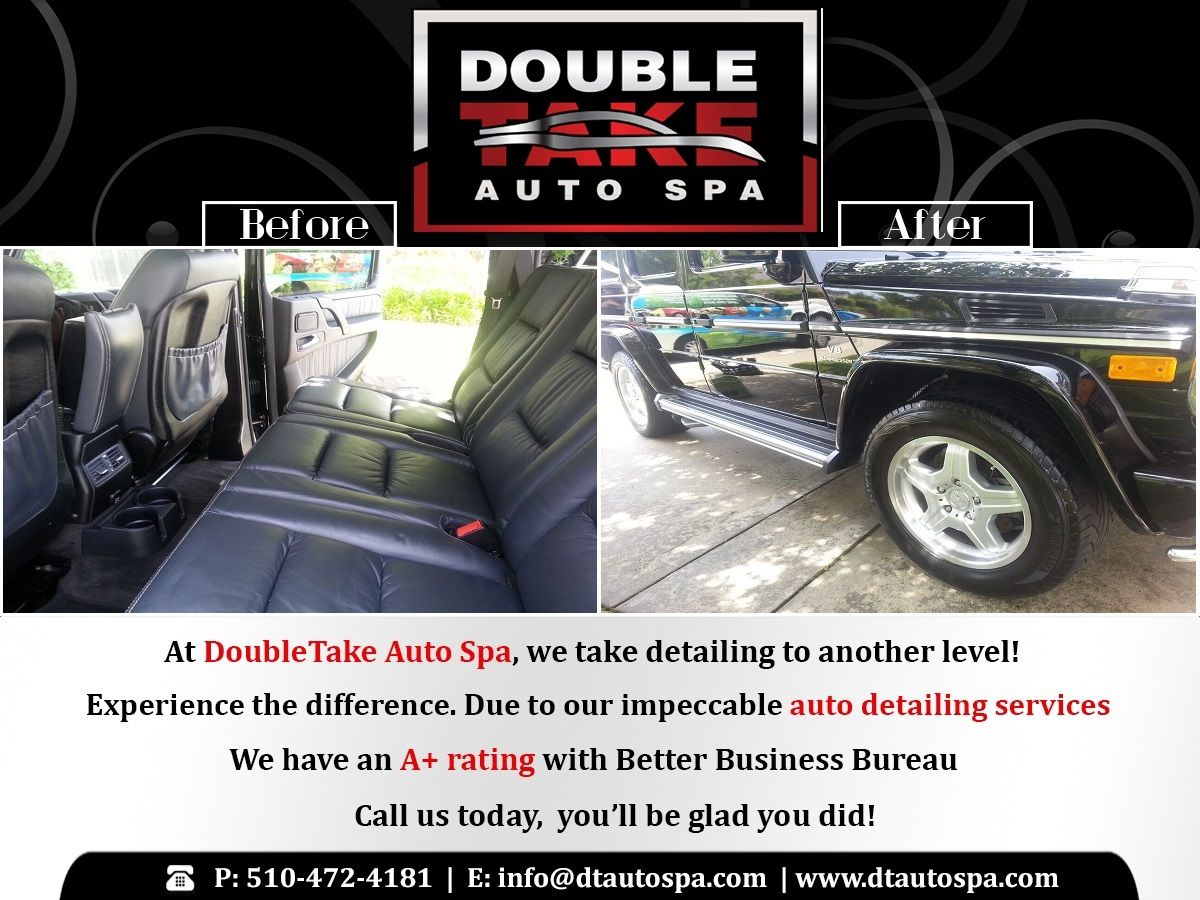 Pin on Before and After Car Detailing