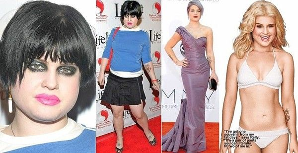 Disappearing Kelly | Kelly osbourne, Easy workouts, Skinny rules