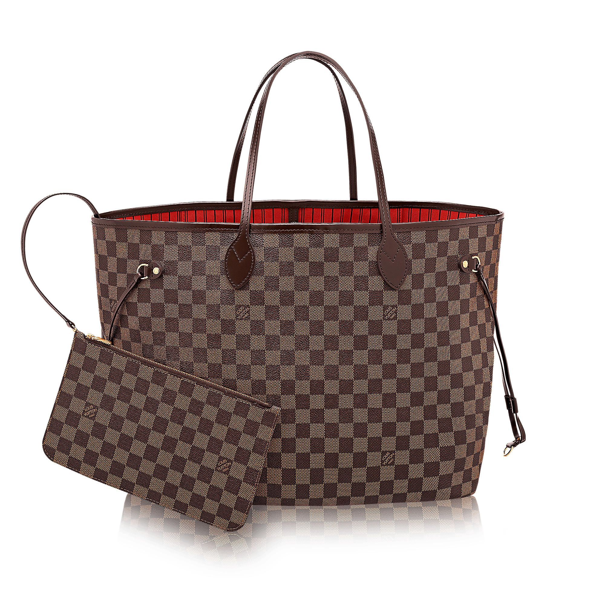 8eff7e87c69f Discover Louis Vuitton Neverfull GM via Louis Vuitton... ONE DAY I WILL  TREAT MYSELF TO THIS BAG