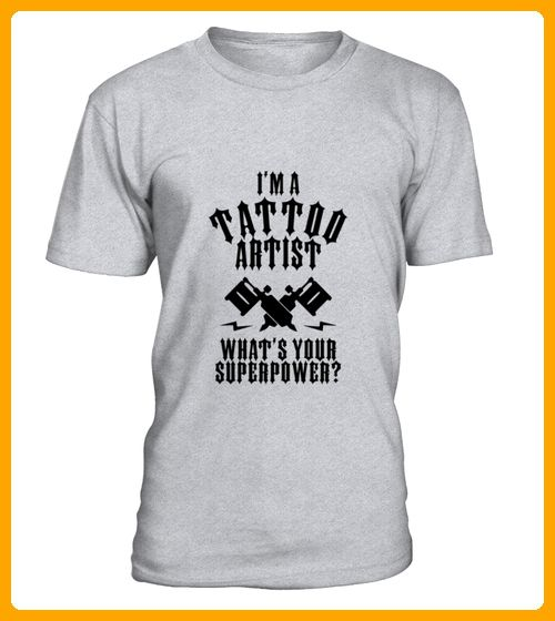 I M A Tattoo Artist Whats Your Superpower TShirt - Tattoo shirts (*Partner-Link)