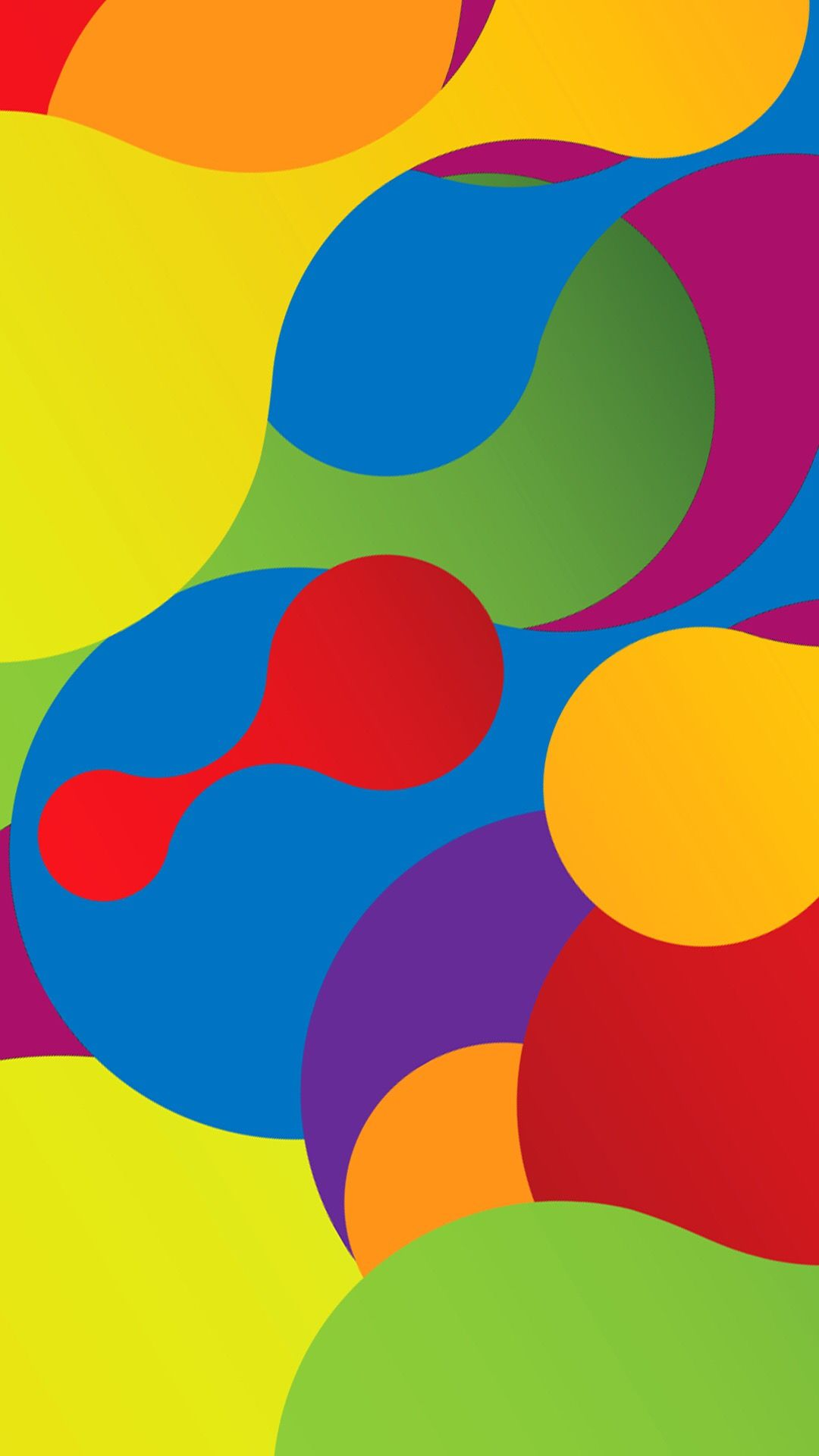 Colorful Geometric Abstract Wallpaper With Images Geometric