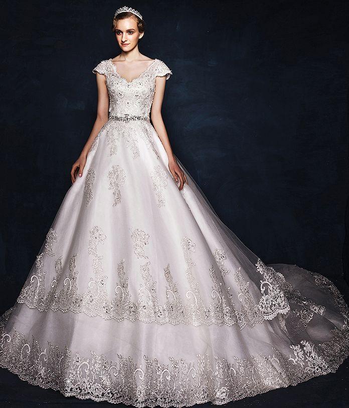 Weddings Original Design 5 Wedding Dress Gof 038 584 83 Click Photo To Know How