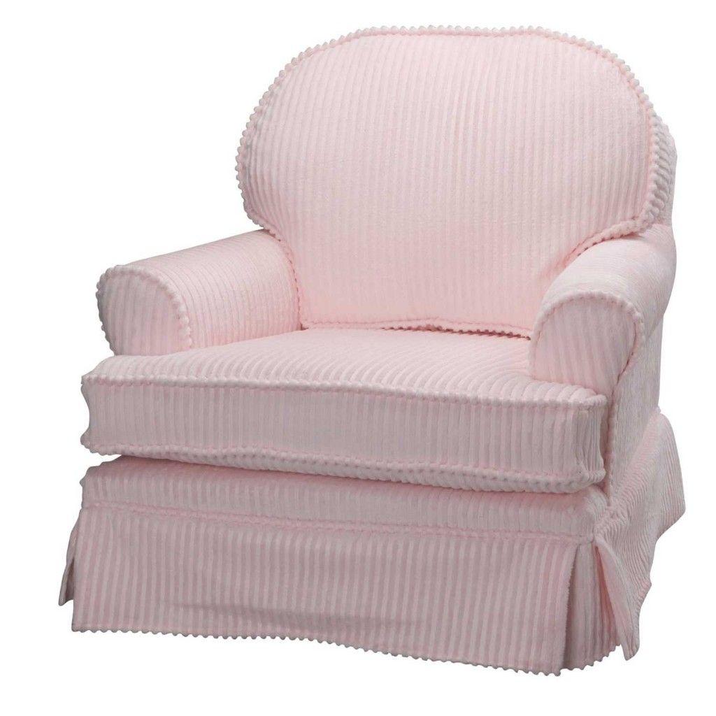 Nursery Glider Chair With Glides