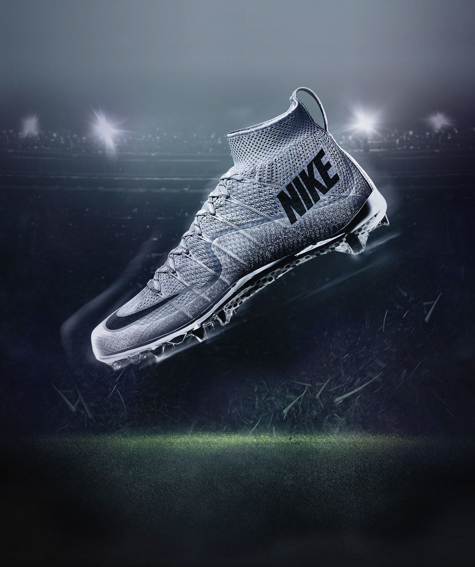 Nike VAPOR UNTOUCHABLE - possible buy for flag football this spring!
