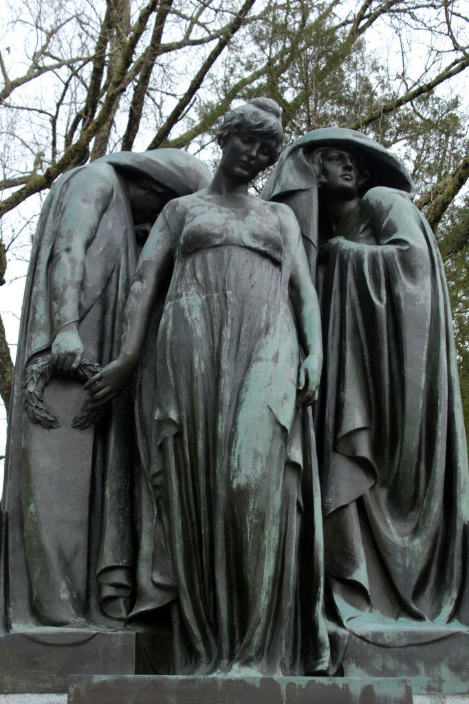 Confederate memorial at Shiloh National Military Park. http://discoverhistorictravel.com/shiloh/