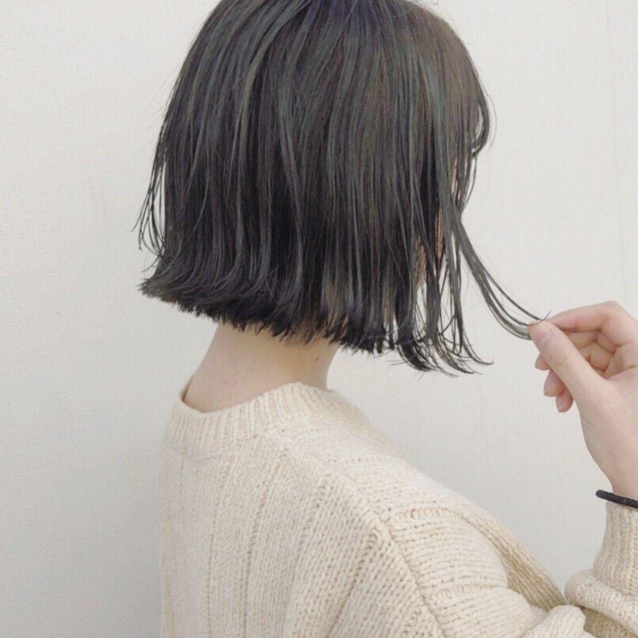 グレー系髪色に迷ってる女子注目 暗め 明るめまで旬のヘアカラー集