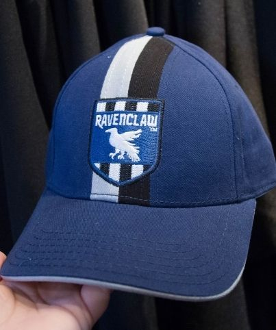 a2a4862a12b Wizarding World  Harry Potter Hat House Crest Ravenclaw Baseball Cap   diagonalley.... VERY cool!