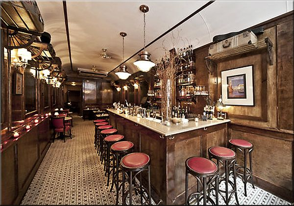 Orient Express Orient Express Best Bars In Nyc Luxury Train