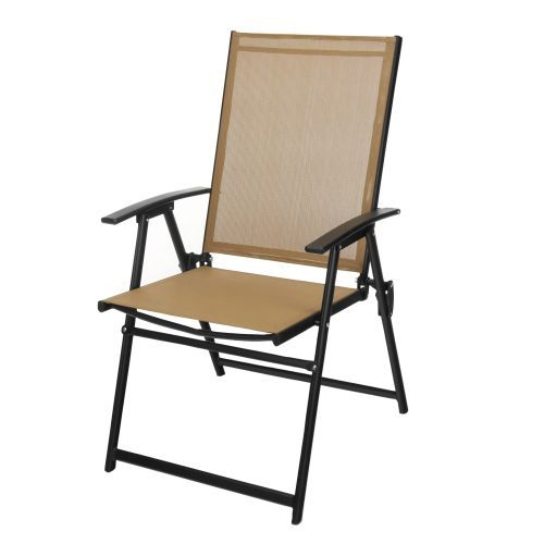 Mosaic Folding Sling Chair Patio chairs Pinterest – Sling Folding Chair