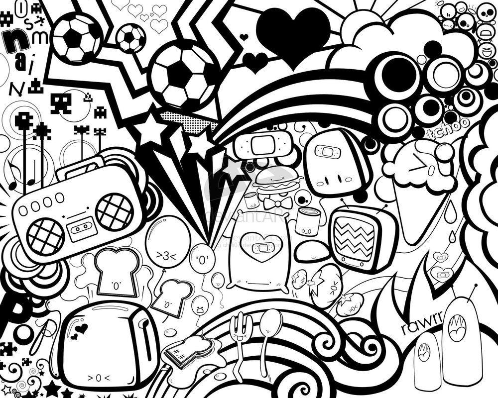 Coloring pages iphone - Tokidoki Coloring Pages Deviantart More Like Tokidoki Iphone Wallpaper By Kawaiiswwagg