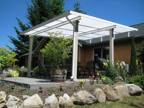 Nice Patio Deck Covers Designs | Patio Cover Designs : Patio Cover Designs With  Flowers Plants