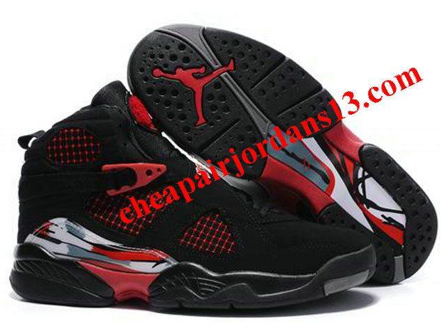 6a318439 Air Jordan 8 Retro Red/Black For Sale   Jordan   Air jordans, Nike ...