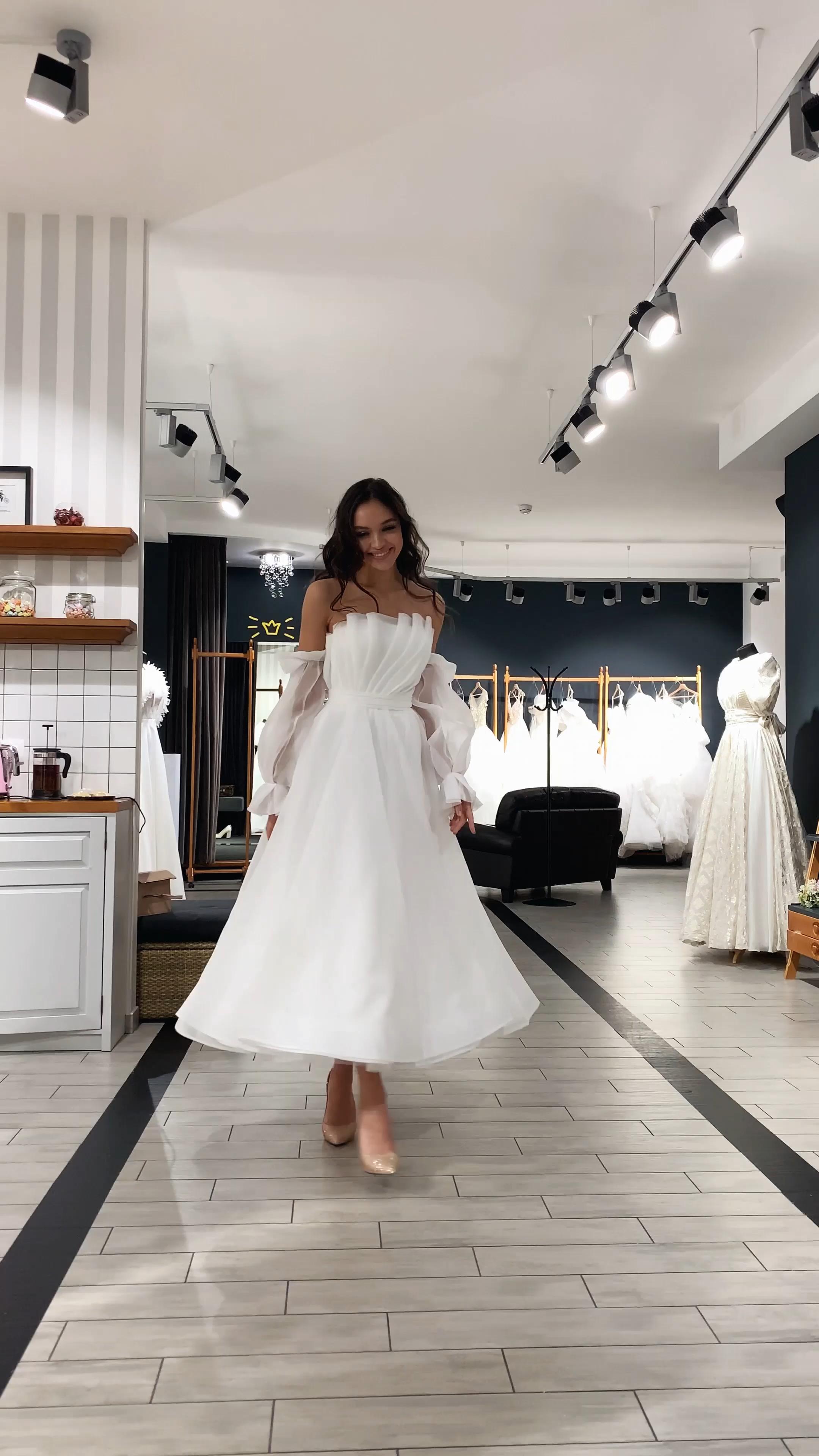 Свадебное платье Челси/Wedding dress Chelsi
