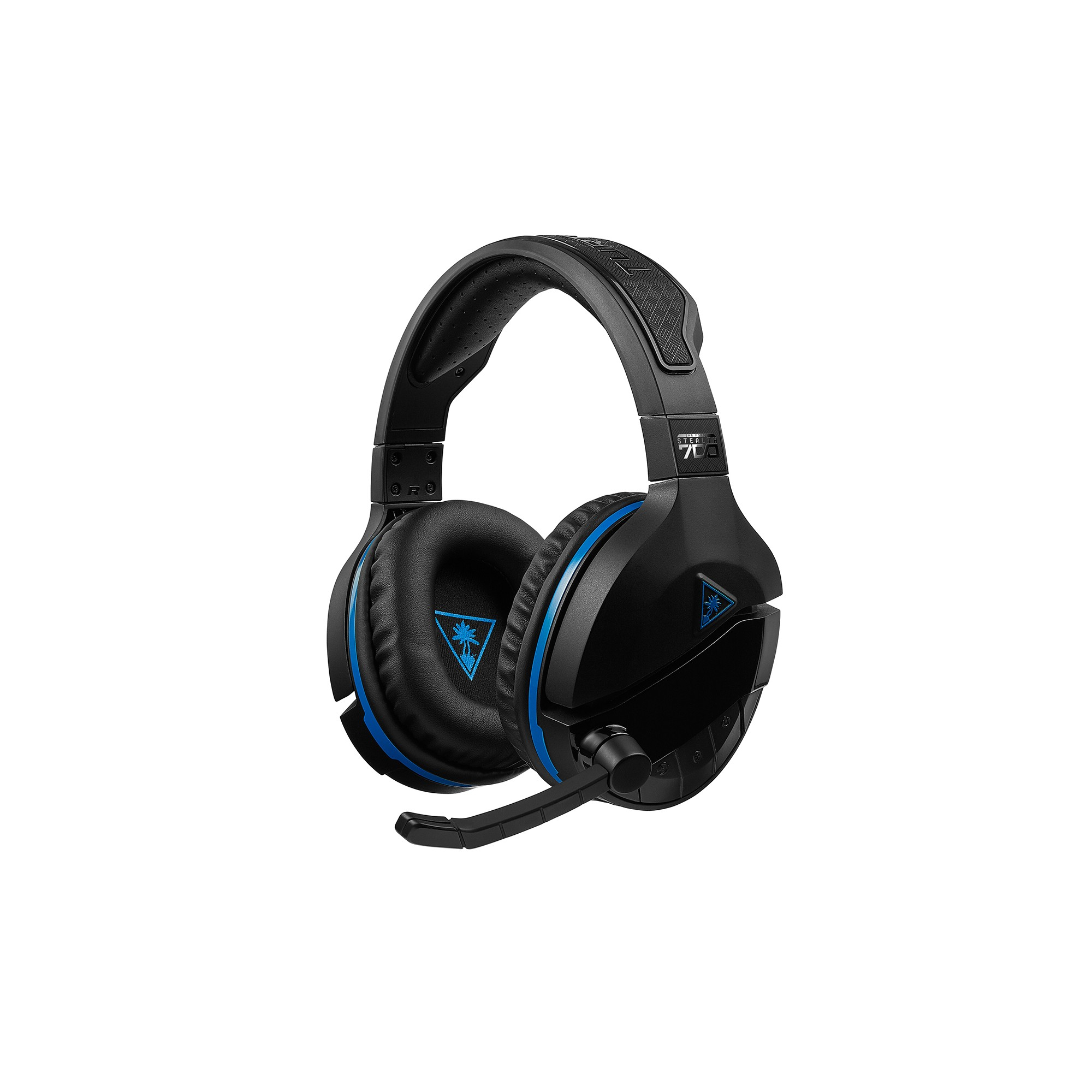 Turtle Beach Stealth 700 Premium Wireless Surround Sound Gaming Headset For Playstation 4 Pro And Playstation 4 Black Wireless Surround Sound Gaming Headset Headset