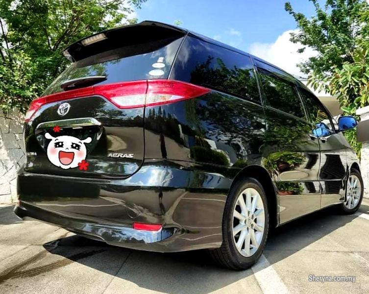 Toyota Estima Acr50 2 4 Sambung Bayar Car Continue Loan Cars Sheryna Com My In 2020 Used Toyota Toyota Toyota Alphard