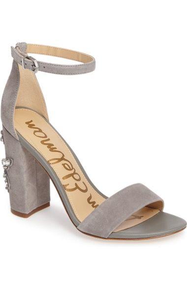 26cd63d8f8de SAM EDELMAN Yaro Ankle Strap Sandal (Women).  samedelman