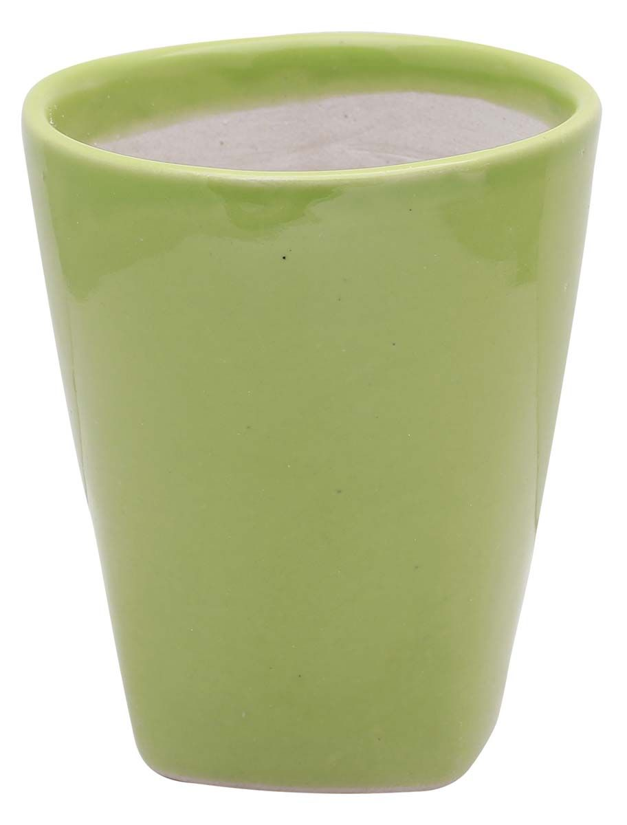 Bulk herbs wholesale -  Bulk Wholesale Neon Green Ceramic Planter Flower Pot Outdoor