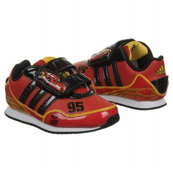 adidas Disney Cars 2 Toddler Shoes (Red