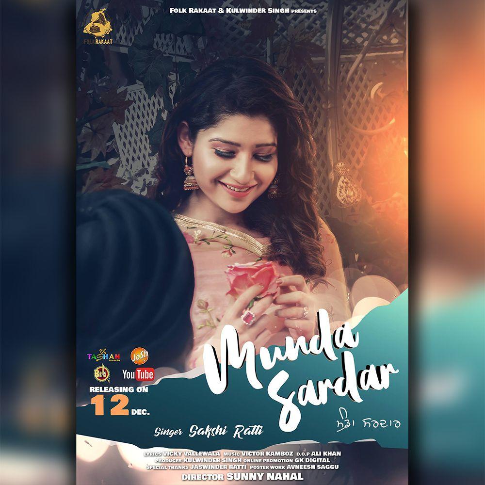 Munda Sardar By Sakshi Ratti Download Mp3 Download Free Music