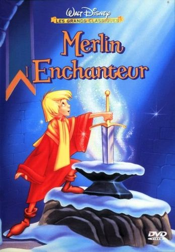 Merlin L Enchanteur Walt Disney Animation Studios Animation Disney Studio D Animation Films Pour Enfants