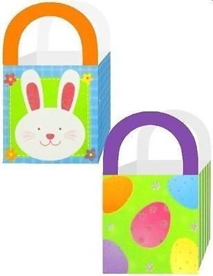 12 cute #glitter easter party gift #treat box #basket loot bag bunny & egg design,  View more on the LINK: 	http://www.zeppy.io/product/gb/2/141566708439/