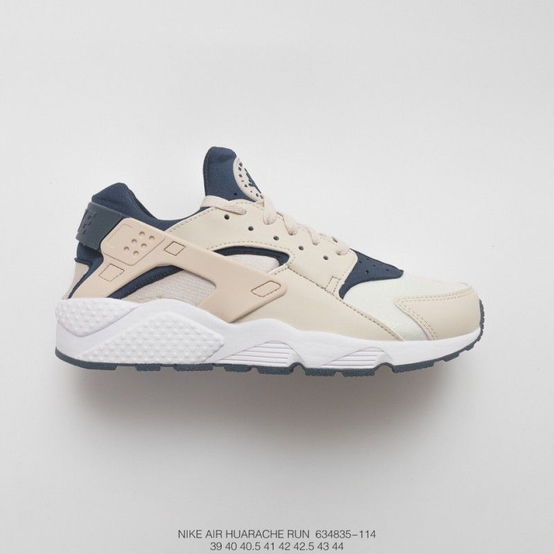 Nike Womens Air Huarache Wallace Vintage Jogging Shoes Pale