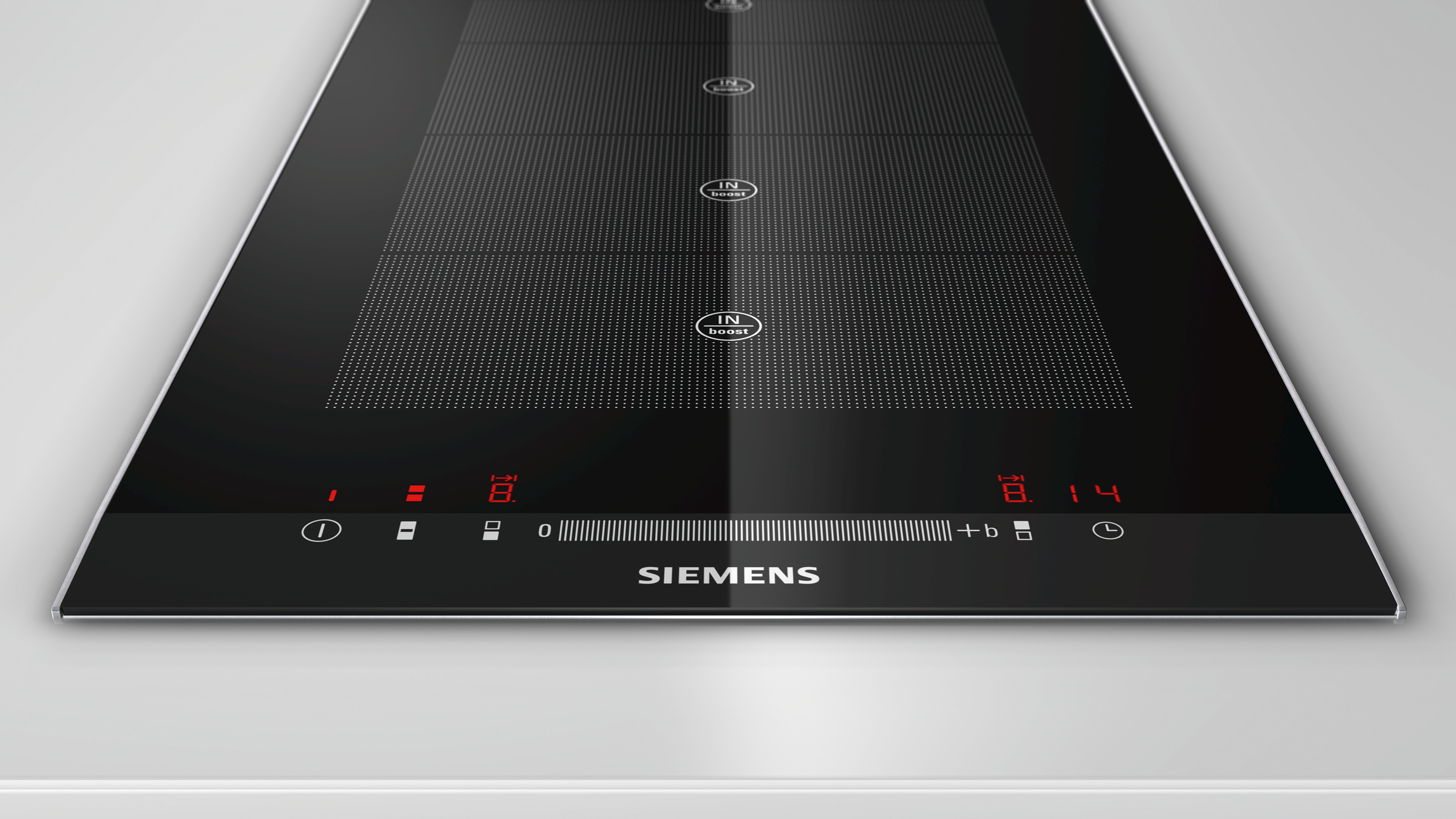 siemens iq700 domino touchslider induction hob eh375mv17e. Black Bedroom Furniture Sets. Home Design Ideas
