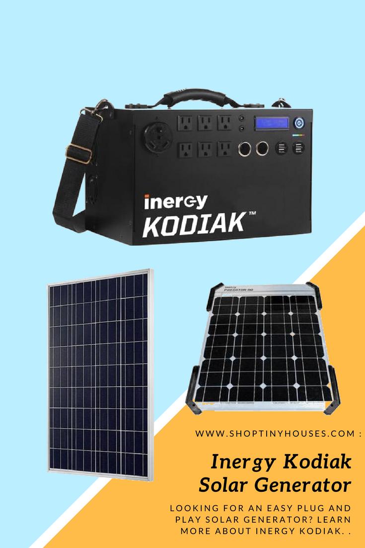 Inergy Apex Solar Generator Solar Generator Solar Solar Power
