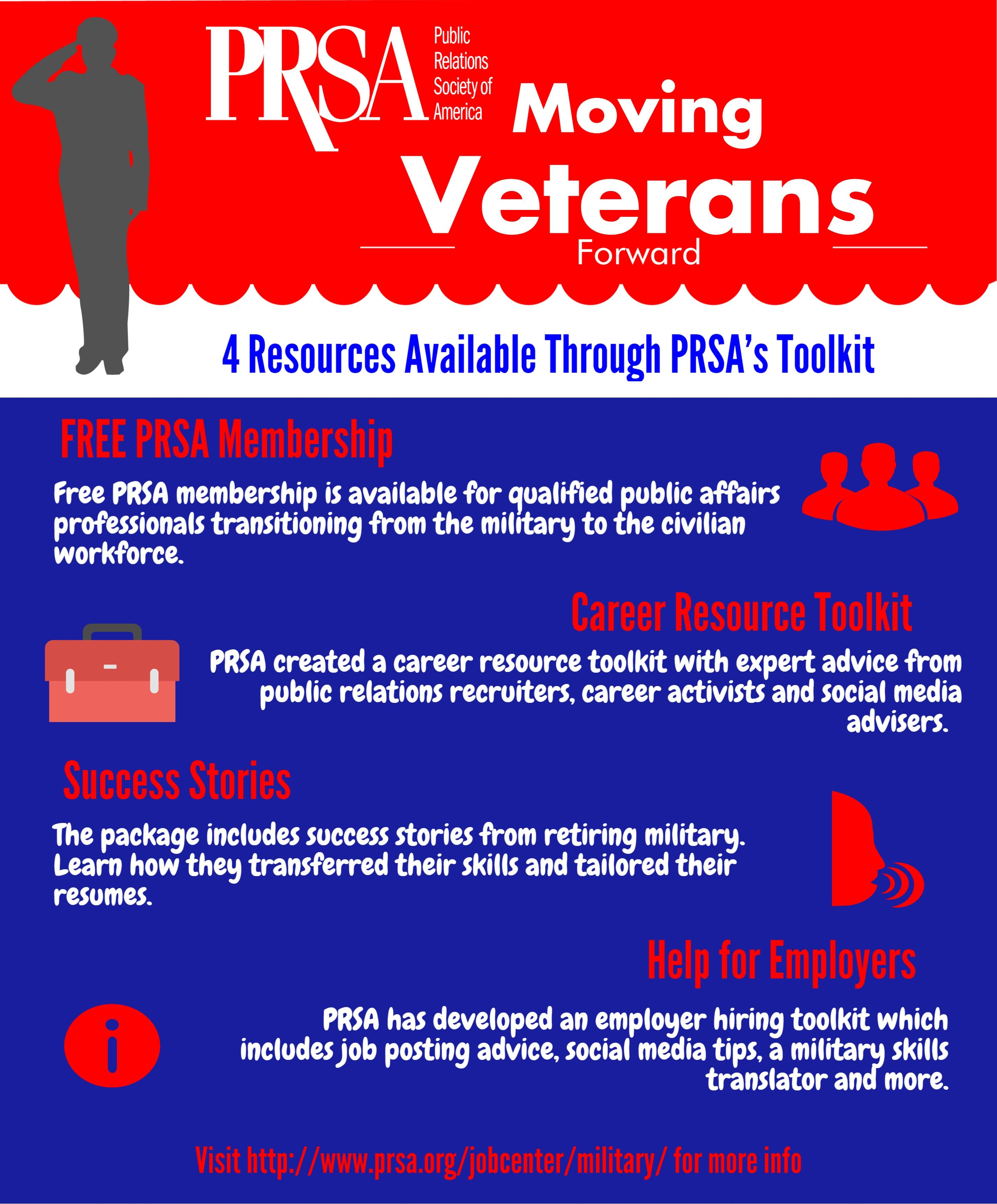 On this veterans day learn about prsas moving veterans
