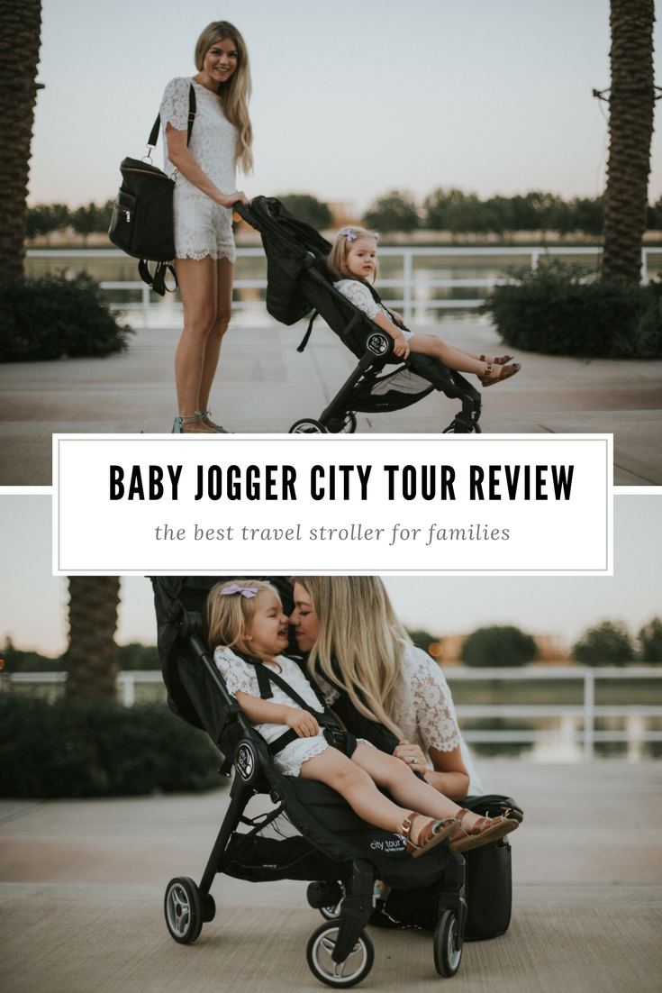 Baby Jogger City Tour Stroller for Travel travel