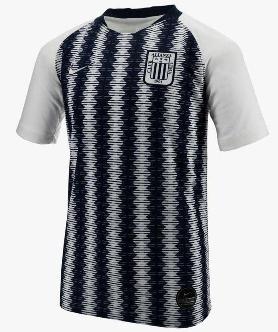 d1171d0ad Alianza Lima 2019 home   The beautiful game   Football shirts ...