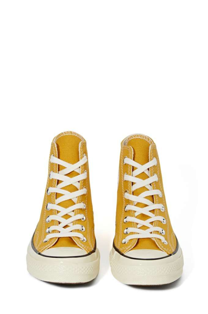 4be247c9239678 I want  Converse All Star Chuck  70 Sneaker - Sunflower - High-Top ...