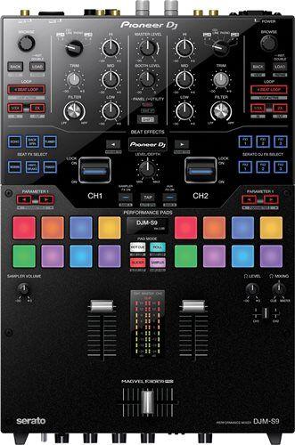 PIONEER DJM-S9 DJ SYSTEM TREIBER HERUNTERLADEN