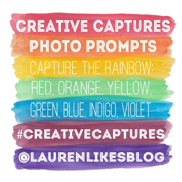 Creative Captures Photo Prompts by Lauren-Likes