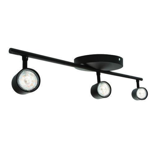 Philips 3 Light Black Led Track Light At Menards Led Track Lighting Track Lighting Led Light Design