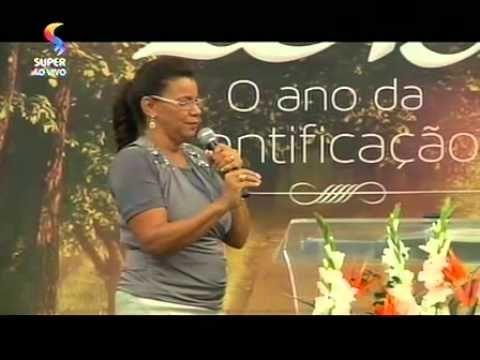 Pra. Ezenete Rodrigues - Tenha Fé Meu Irmão - Culto Lagoinha Noite - 20/...